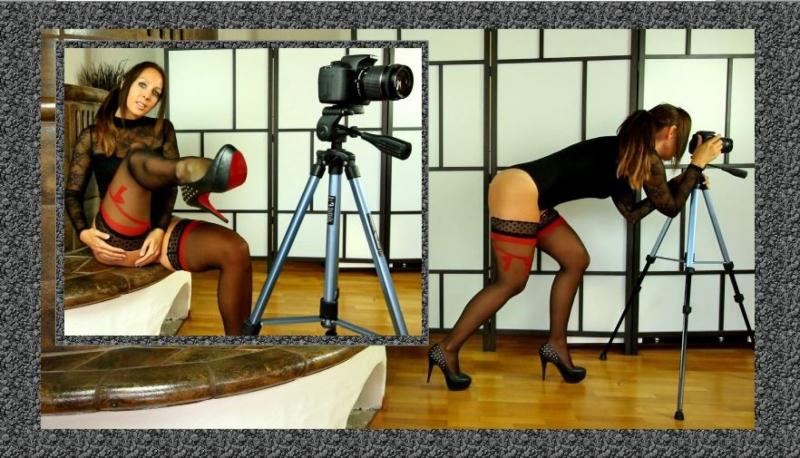 Freifick für Pornografin mit Riesen****