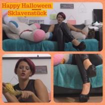Sklavenaufgabe Halloween Special